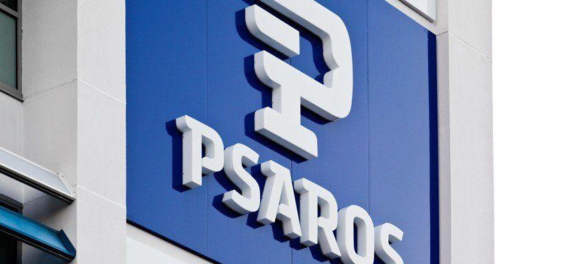 slide Psaros Signage